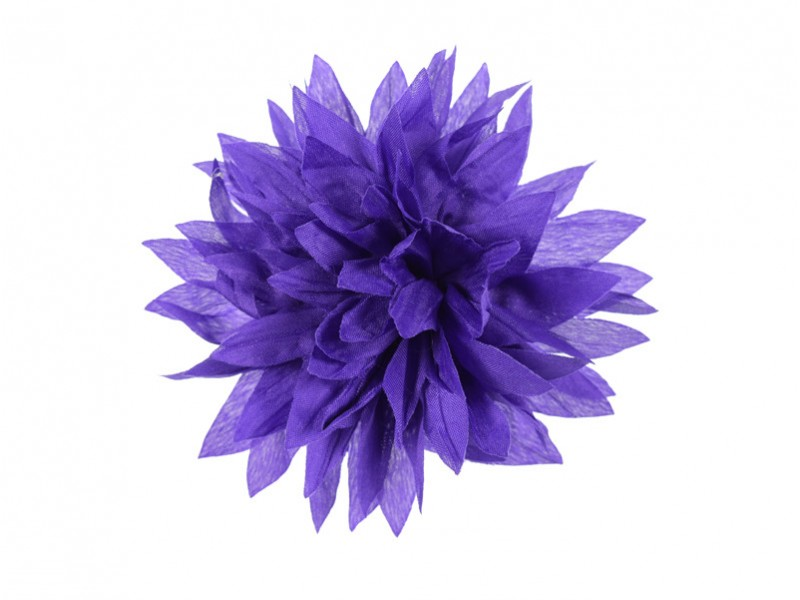 corsage paars dahlia
