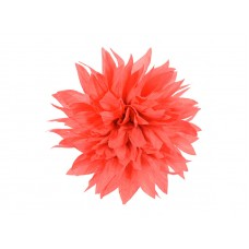 corsage rouge rood dahlia