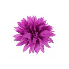 corsage violet dahlia