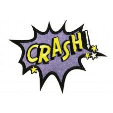 crash patch glitter