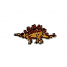 dinosaurus applicatie licht bruin