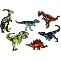 dinosaurus applicatie set 6 soorten