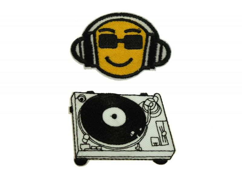 DJ patch set