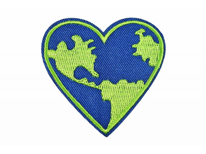 Earth love patch