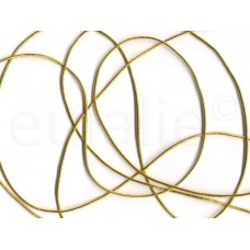 elastiek 1,5 mm goud (5 meter)