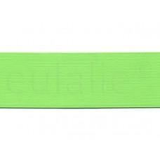 elastiek fluor groen 6 cm