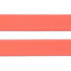 elastiek fluor oranje 4 cm