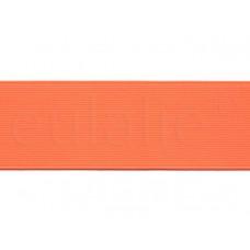 elastiek fluor oranje 6 cm