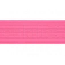 elastiek fluor roze 6 cm