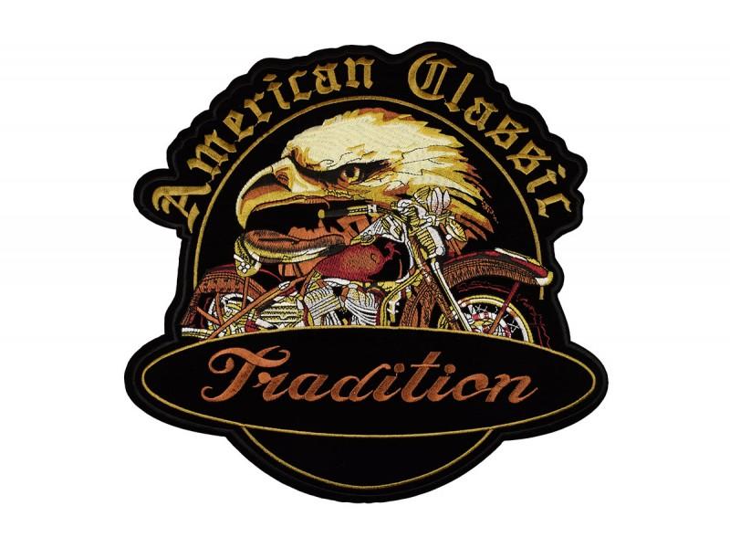 embleem American Classic XXL 29x29cm