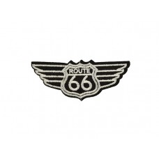 embleem applicatie route 66