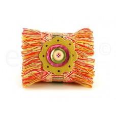 Eulalie Bijoux boho-chic oranje