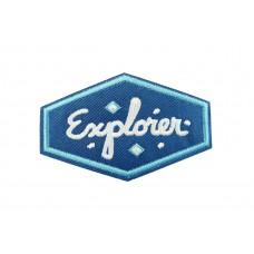 Explorer embleem