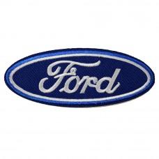 Ford embleem opstrijkbaar