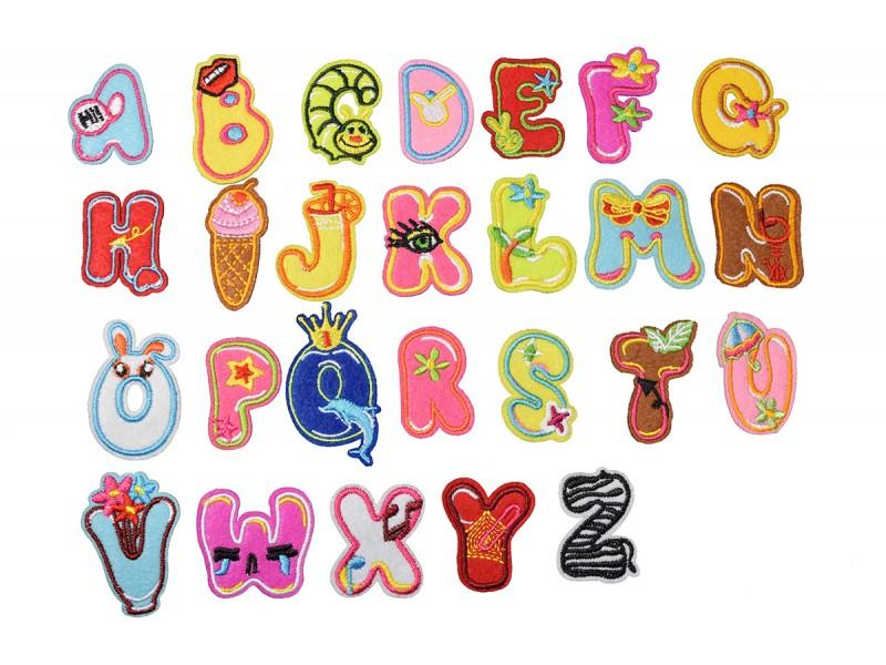 funletters alfabet set (26 stuks)