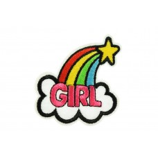girl patch