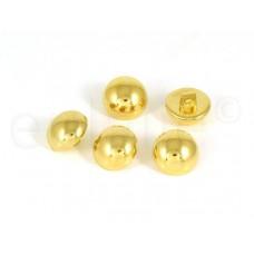 gouden bolvormige knopen