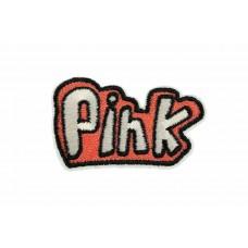 Graffiti Pink patch
