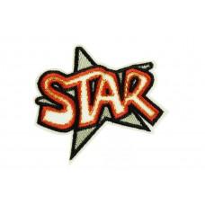Graffiti Star patch