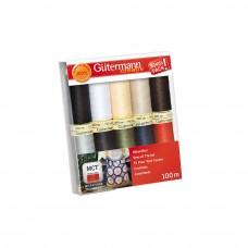gutermann garen set 10 kleuren type 1