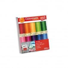 gutermann garen set 10 kleuren type 3