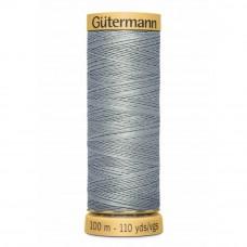 Gütermann C NE 50 100 meter licht grijs 6206