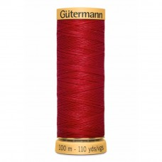 Gütermann C NE 50 100 meter rood 2074