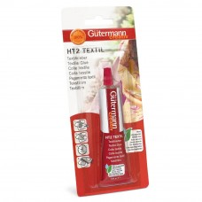 textiellijm Gutermann HT2 30 gram blisterverpakking