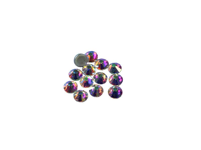 hot-fix steentjes crystal multicolor SS20 hoge kwaliteit (144 stuks)