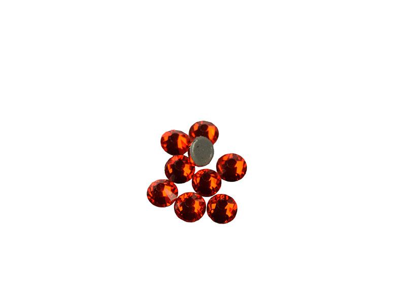 hot-fix steentjes crystal rood SS20 hoge kwaliteit (144 stuks)