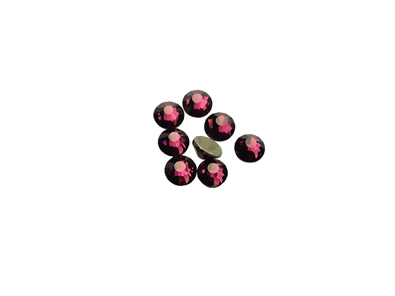hot-fix steentjes crystal violet SS20 hoge kwaliteit (144 stuks)
