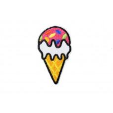 ijsje applicatie opstrijkbaar
