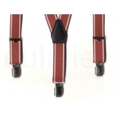 jongens bretel gestreept rood-grijs