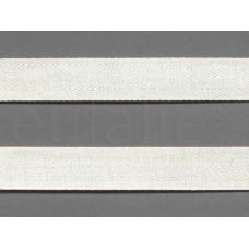 keperband 3 cm licht beige