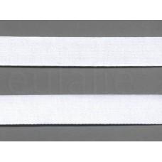 keperband 3 cm wit