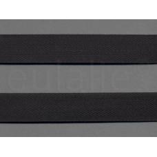 keperband 3 cm zwart