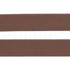 keperband 4 cm bruin