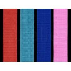 keperband nylon 5 cm 17 kleuren