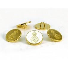 knoop blazer goud 1.5 cm