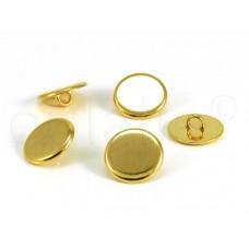knoop blazer goud 1.5 cm goud