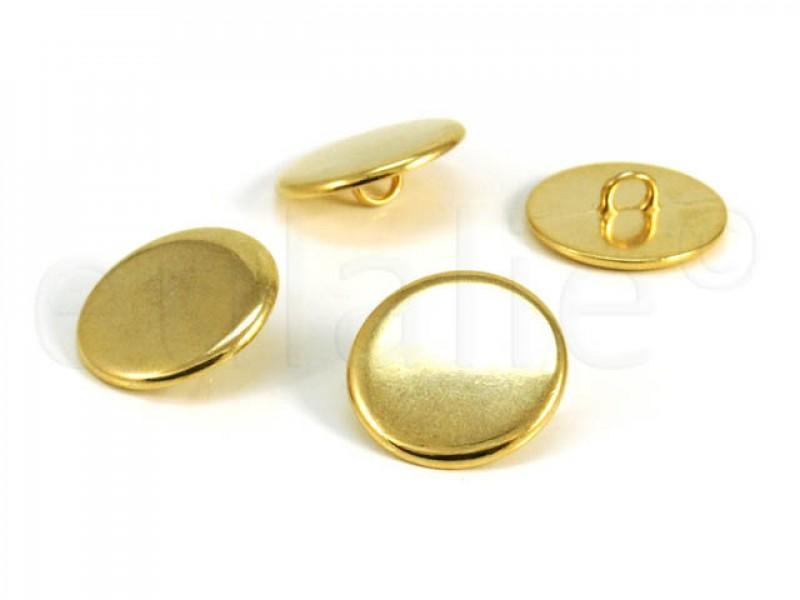 knoop blazer goud 1.8 cm goud
