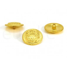 knoop wapen goud 2.3 cm