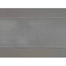 kuifband transparant 7.7 cm