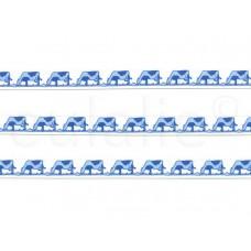 lint koe Delftsblauw