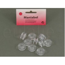 machine spoeltjes kunststof bol (5 stuks)