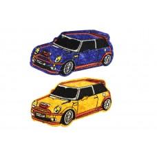 mini auto patch set 2 stuks