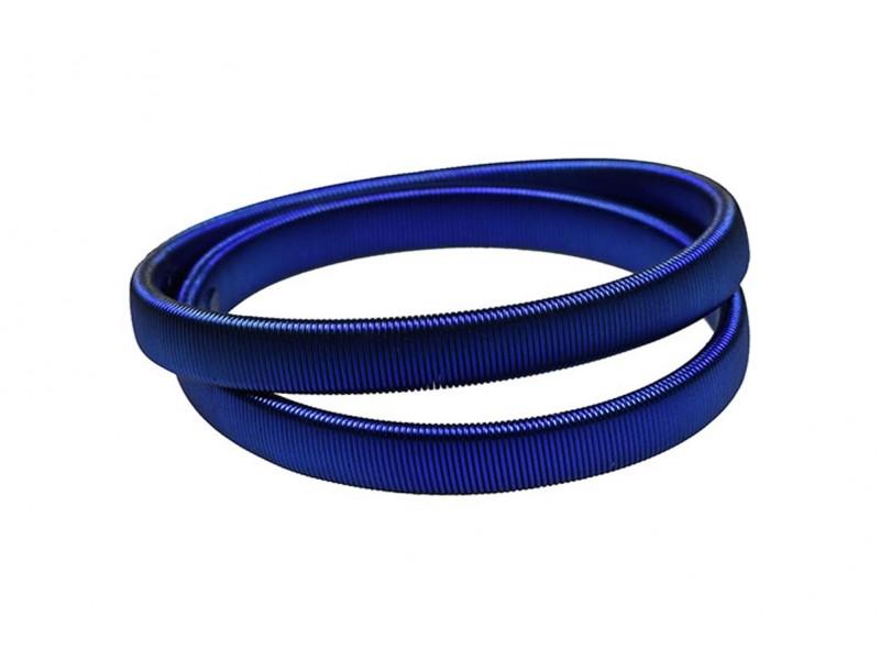 mouwophouders kobalt blauw