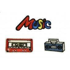 music player patch set