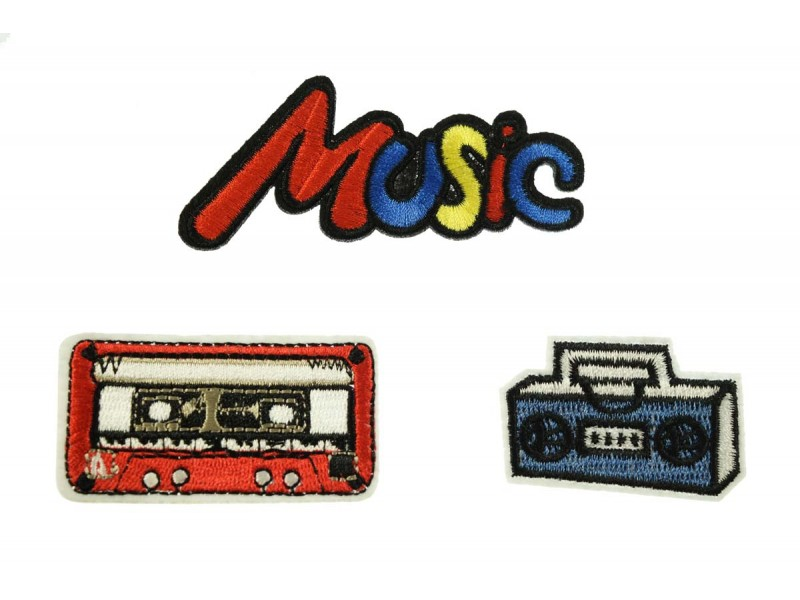 music player patch set