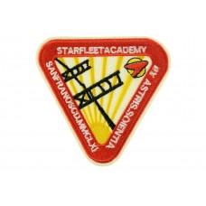 opstrijkbare embleem starfleet academy